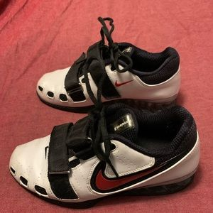 Nike Romaleos weightlifter shoes Size 6 US